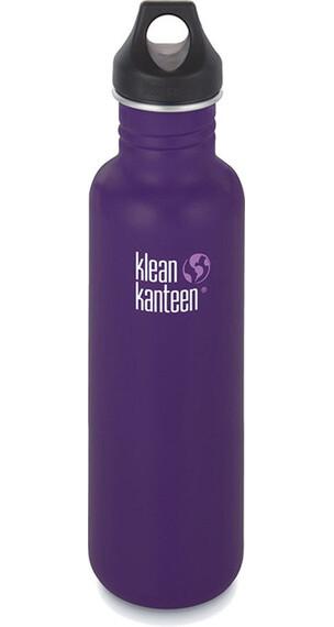 Klean Kanteen Classic Bottle Loop Cap/27oz (798ml) berry syrup